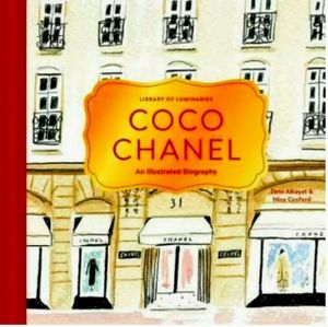 Coco Chanel: Library of Luminaries Biography Book